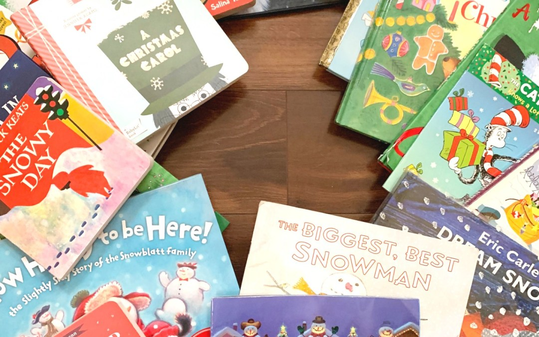 25 Holiday Books to Countdown to Christmas