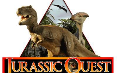 Dinosaurs invade Navy Pier Chicago at Jurassic Quest + GIVEAWAY