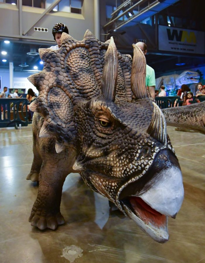 Dinosaur lovers watch out -- Jurassic Quest is invading Navy Pier in Chicago. Find out why you'll need to visit as well as enter to win tickets.