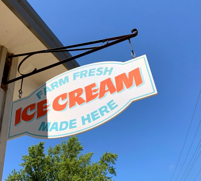 Why you should stop by The Milk House Ice Cream in Pingree Grove, Illinois.