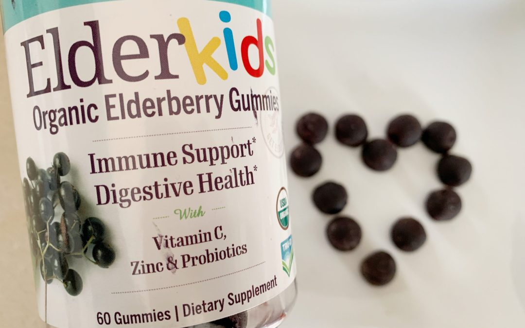 Elderberry Gummies Kids Will Love
