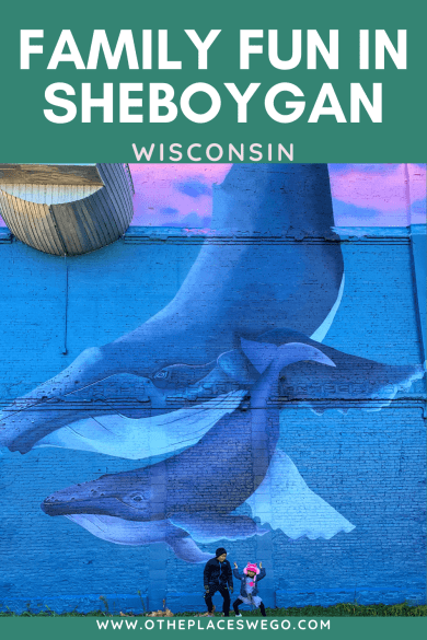 Plenty of family fun in Sheboygan, Wisconsin. Find a great art museum, murals, quirky roadside attractions, a whimsical garden, and beaches!