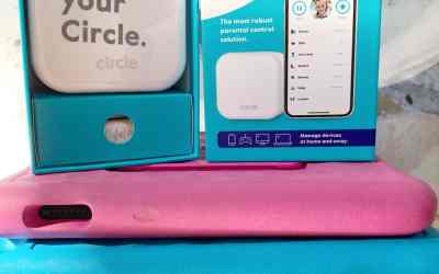 Taking Control of Kids Screen Time with Circle Home Plus