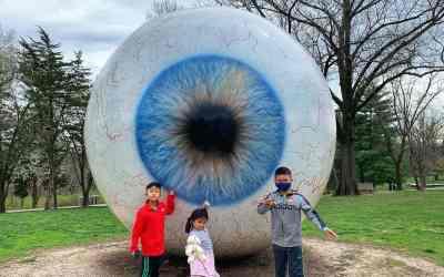 Art and Nature at Laumeier Sculpture Park in St. Louis