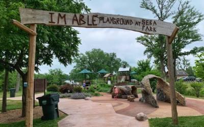 Parks WE Go: SEBA Park and Panton Mill Splash Pad in South Elgin