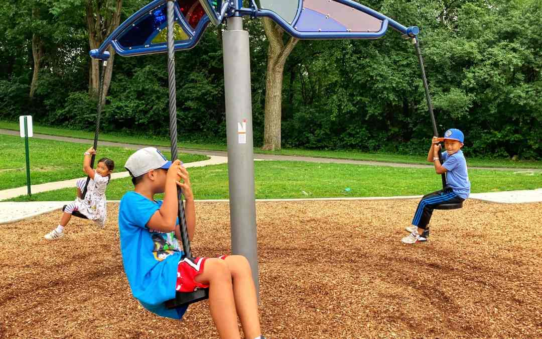 Parks We GO: Dellwood Park in Lockport
