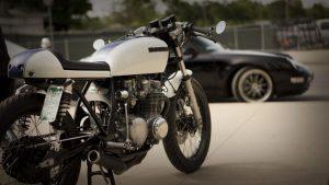 1975 honda cb550f cafe racer