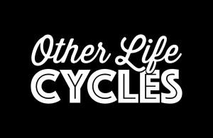 Other Life Cycles Logo Tee Original
