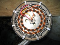 How-to for ceiling fan motor conversion