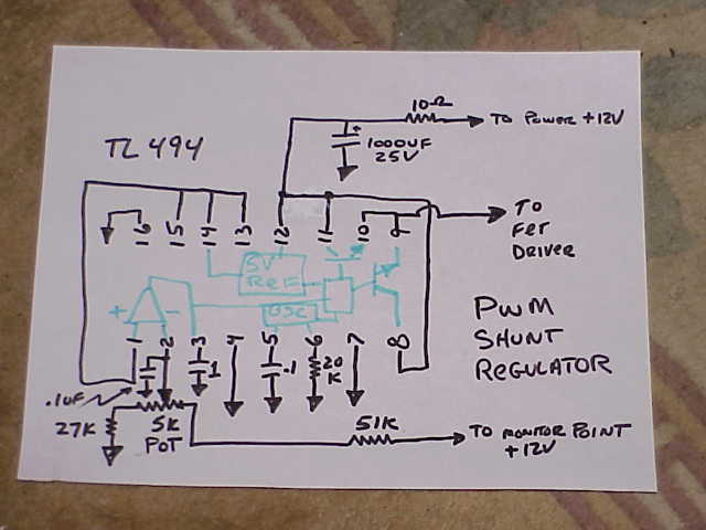 Tl494 Pwm Controller Circuit Design Youtube