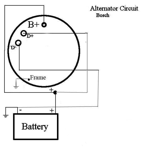 bosch k1 alternator wiring diagram ear canal with wax 24 volt free diagrams advice wanted for bicycle