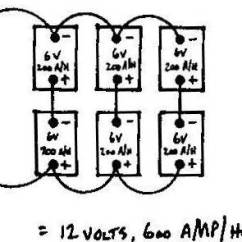 Battery Wiring Diagram For 48 Volt Golf Cart Club Car Forum | Otherpower