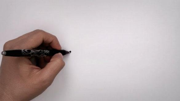 Διαφήμιση για στυλό