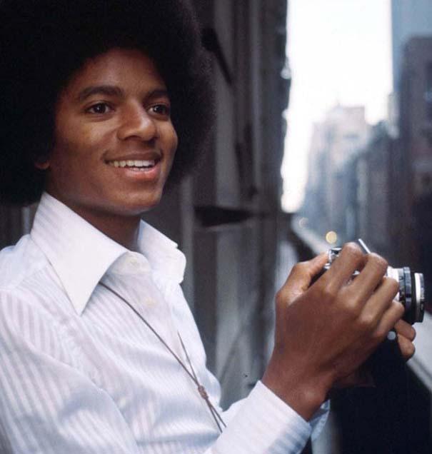 Οι αλλαγές στο πρόσωπο του Michael Jackson με το πέρασμα των χρόνων (4)