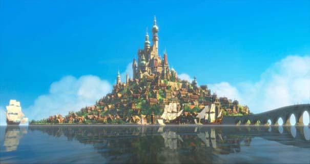 Πραγματικές τοποθεσίες από τις οποίες εμπνεύστηκαν ταινίες της Disney (11)