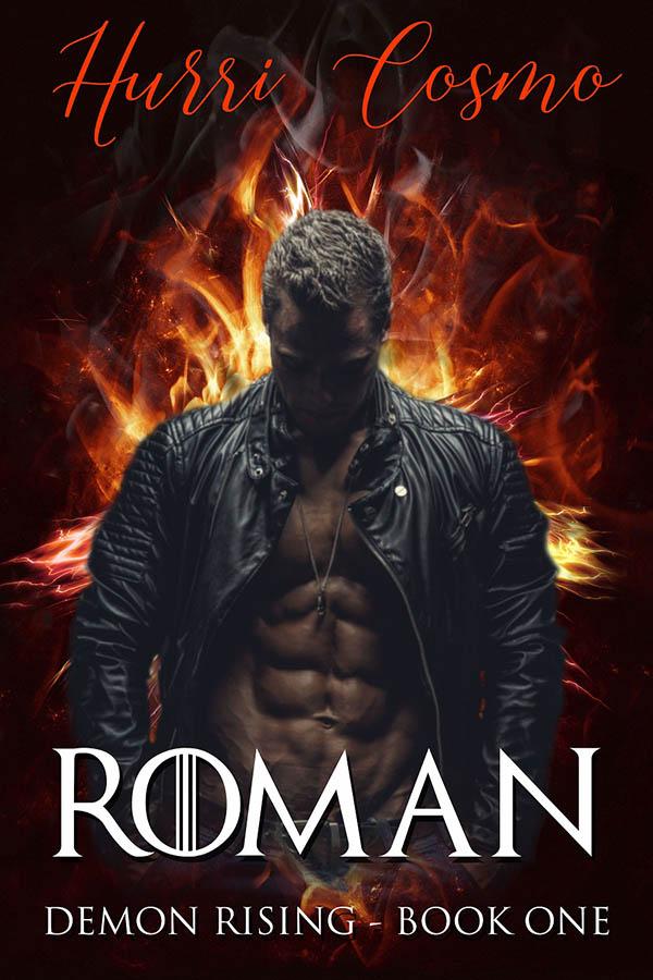 "Hurri Cosmo has a new MM paranormal/sci fi romance, book one of ""Demon Rising Book One"": ""Roman - Demon Rising."""