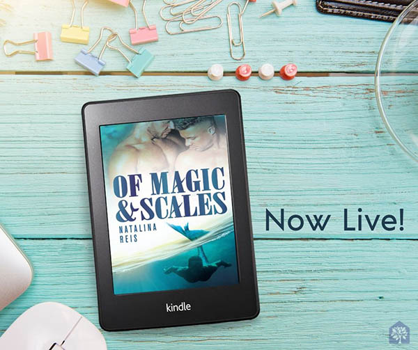 Of Magic and Scales - Natalina Reis