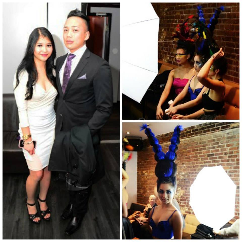 Lindsey Nguyen, Dylan Henry, hair artist, raw, visionary