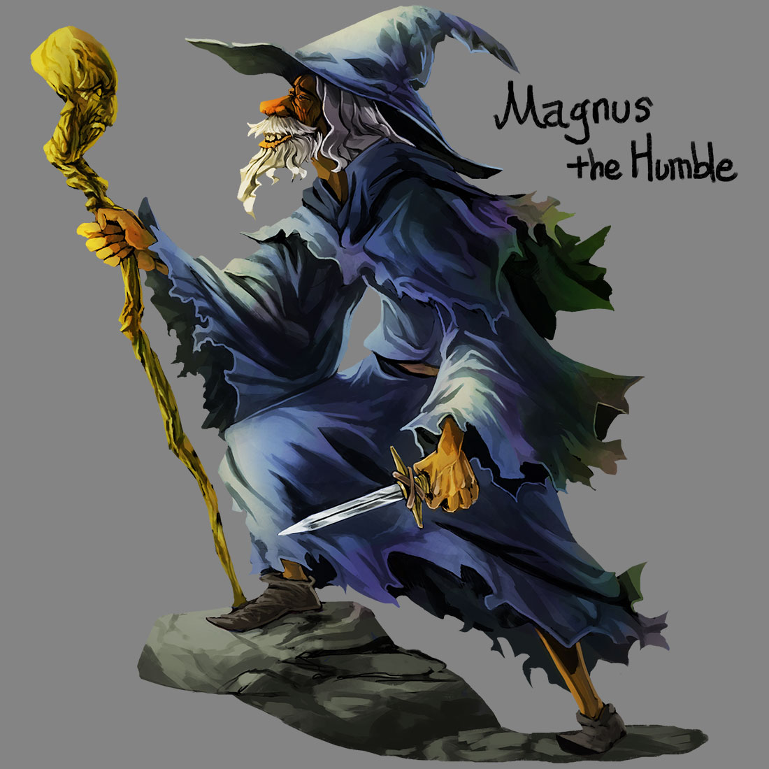 Magnus the Humble