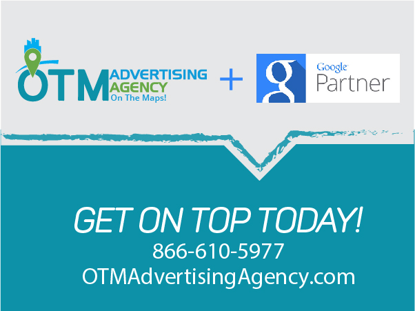 OTM Advertising Agency On The Maps