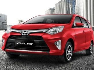 Mobil Bekas Toyota Calya