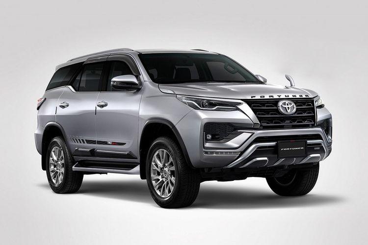 Harga Toyota Fortuner Mobil SUV Tangguh
