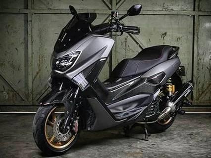 2001 Modifikasi Motor Yamaha NMAX Simple dan Keren 2019