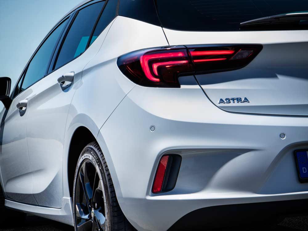 Yeni Opel Astra K Opc Line Sport 1 6 Lt 200 Ps Oto Kokpit