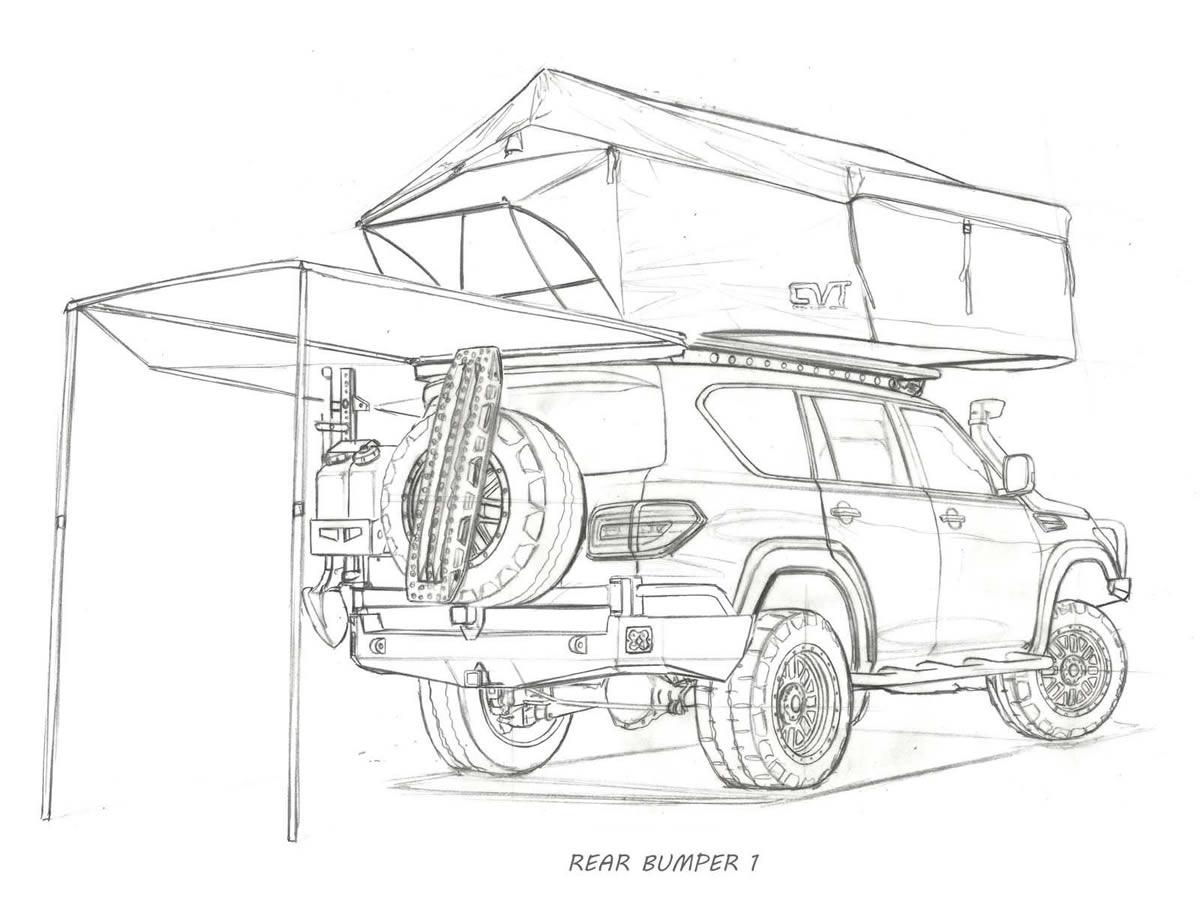 Nissan Armada Mountain Patrol Fiyat