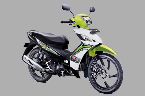 Harga Motor Suzuki Smash