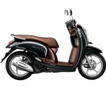 Honda Scoopy Fi Sporty