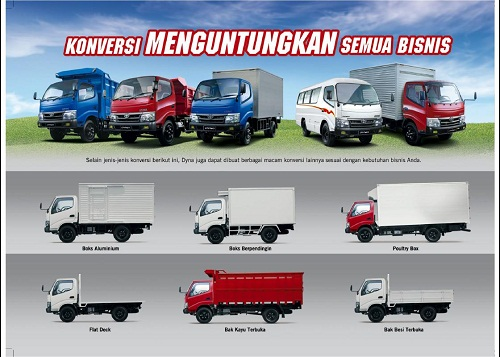 All Tipe Toyota Dyna