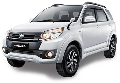 Harga Toyota Rush dan Spesifikasi Terbaru 2019  OtoManiac