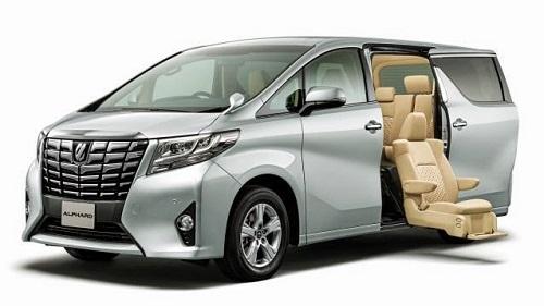 Harga Toyota Alphard
