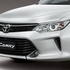 All New Camry 2017 Indonesia Harga Toyota Yaris Trd Sportivo 2014 Dan Spesifikasi Terbaru 2019 Otomaniac Review Campry