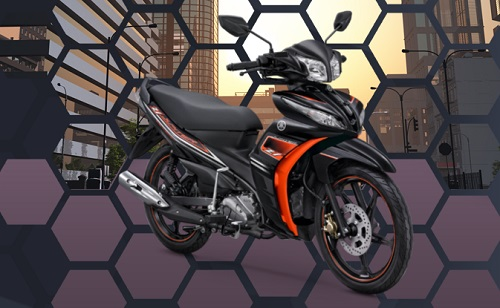 New Yamaha Jupiter Z CW FI