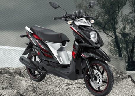 Yamaha X Ride FI