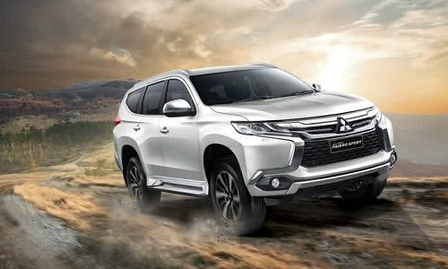 Review All New Pajero Sport