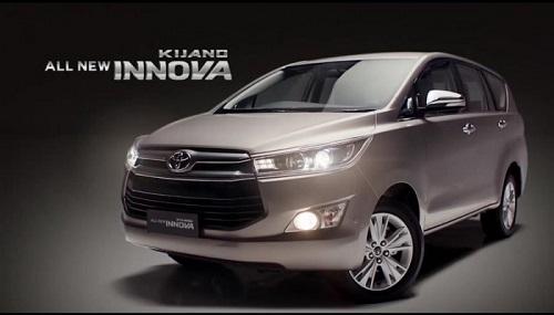 Harga Mobil Toyota Kijang Innova Solo