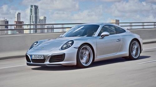Spesifiaksi Dan Harga Porsche 911 Carrera S