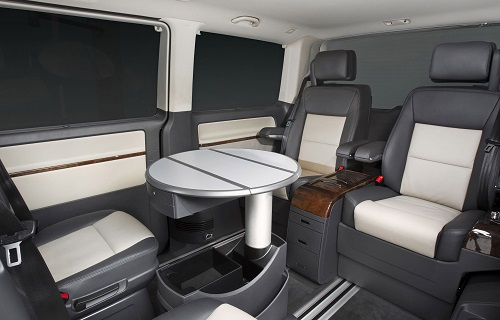 harga volkswagen, Spesifikasi Dan Harga Volkswagen Caravelle