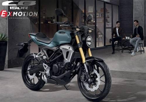 Harga Honda CB150R ExMotion 2019 Review Spesifikasi