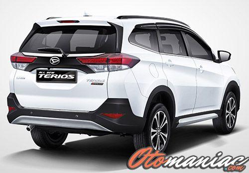 Eksterior All New Daihatsu Terios