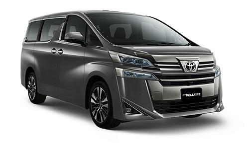 Harga New Toyota Vellfire, Spesifikasi dan Harga New Toyota Vellfire 2018