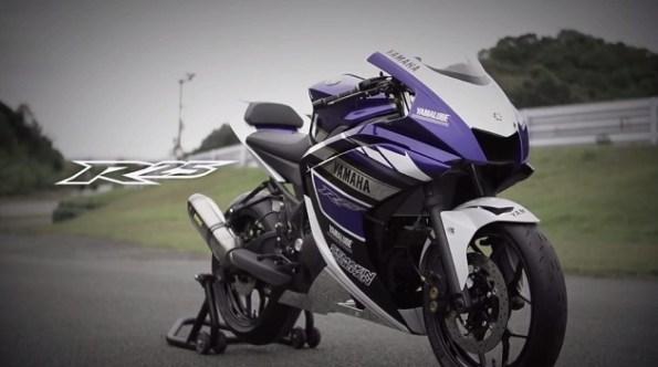2014 Yamaha R25