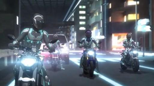 4 rider