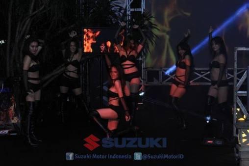 seksi dancer satria blackfire