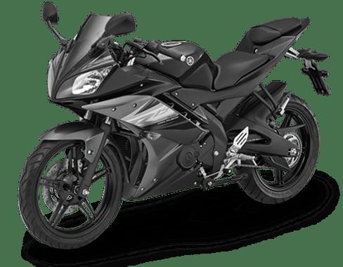 Yamaha R15 motor-black