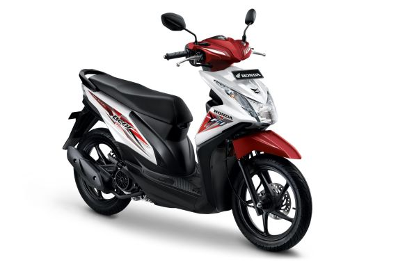 All new Honda BeAT eSP otomercon (1)