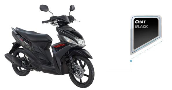 Pilihan warna Yamaha Mio 125 M3 Bluecore Harga dan Spesifikasi h